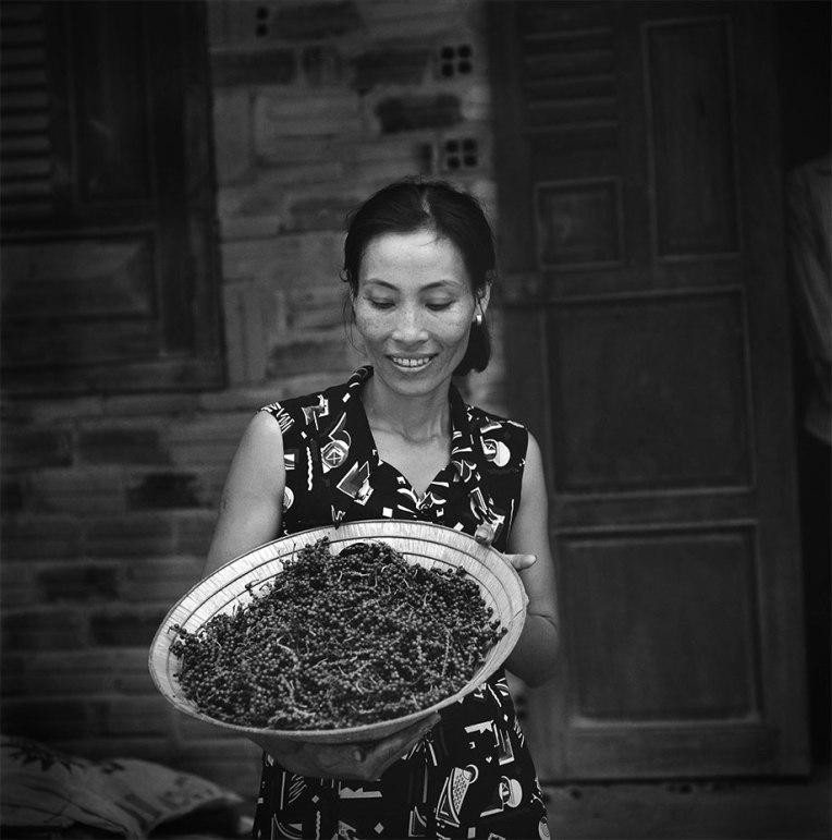 Vietnam-Peppercorns